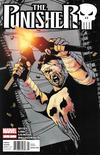 Cover for The Punisher (Marvel, 2011 series) #7 [Newsstand]