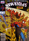Cover for Spider-Man (Marvel, 1990 series) #3 [Newsstand Canadian]