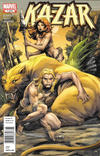 Cover for Ka-Zar (Marvel, 2011 series) #1 [Newsstand]