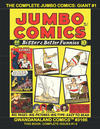 Cover for Gwandanaland Comics (Gwandanaland Comics, 2016 series) #3166 - The Complete Jumbo Comics: Giant #1