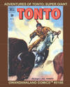 Cover for Gwandanaland Comics (Gwandanaland Comics, 2016 series) #3168 - Adventures of Tonto: Super Giant