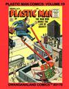 Cover for Gwandanaland Comics (Gwandanaland Comics, 2016 series) #3170 - Plastic Man Comics: Volume 10