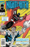 Cover for Nightwatch (Marvel, 1994 series) #4 [Newsstand]