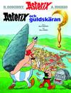 Cover Thumbnail for Asterix (1996 series) #10 - Asterix och guldskäran [senare upplaga, 2021]