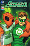 Cover for Green Lantern (Editorial Televisa, 2012 series) #37 [DC Universe Selfie Cover]
