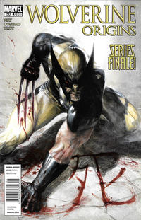 Cover Thumbnail for Wolverine: Origins (Marvel, 2006 series) #50 [Newsstand]