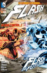 Cover Thumbnail for Flash (ECC Ediciones, 2012 series) #10