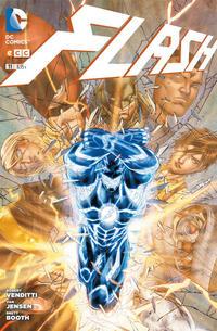 Cover Thumbnail for Flash (ECC Ediciones, 2012 series) #11
