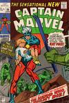 Cover for Captain Marvel (Marvel, 1968 series) #20 [British]