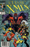 Cover for Classic X-Men (Marvel, 1986 series) #19 [Newsstand]