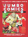 Cover for Gwandanaland Comics (Gwandanaland Comics, 2016 series) #3172 - The Complete Jumbo Comics: Giant #2