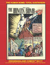 Cover for Gwandanaland Comics (Gwandanaland Comics, 2016 series) #3177 - The Human Bomb: Total Gustavson
