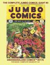 Cover for Gwandanaland Comics (Gwandanaland Comics, 2016 series) #3176 - The Complete Jumbo Comics: Giant #3