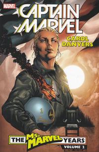 Cover Thumbnail for Captain Marvel: Carol Danvers (Marvel, 2018 series) #2 - The Ms. Marvel Years