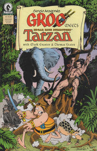 Cover Thumbnail for Groo Meets Tarzan (Dark Horse, 2021 series) #2