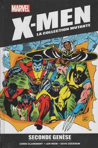 Cover Thumbnail for X-Men (Hachette, 2020 series) #7