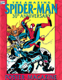 Cover Thumbnail for The Amazing Spider-Man 30th Anniversary Poster Magazine (Marvel, 1992 series) #1