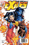 Cover for Exiles (Marvel, 2001 series) #27 [Newsstand]