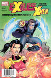 Cover for Exiles (Marvel, 2001 series) #29 [Newsstand]