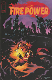 Cover Thumbnail for Fire Power (Image, 2020 series) #15