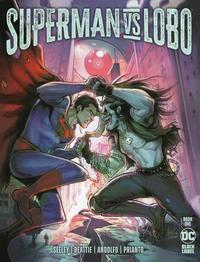 Cover Thumbnail for Superman vs. Lobo (DC, 2021 series) #1