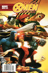 Cover for Uncanny X-Men: First Class (Marvel, 2009 series) #5 [Newsstand]