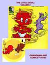 Cover for Gwandanaland Comics (Gwandanaland Comics, 2016 series) #3182 - The Little Devil Treasury: Volume 2