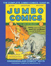 Cover for Gwandanaland Comics (Gwandanaland Comics, 2016 series) #3179 - The Complete Jumbo Comics: Giant #4