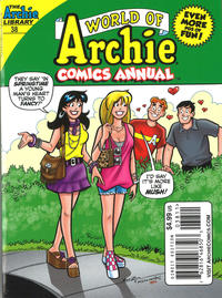 Cover Thumbnail for World of Archie Double Digest (Archie, 2010 series) #38 [Direct Edition]