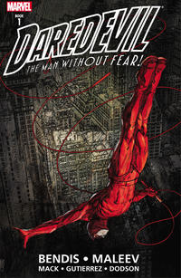 Cover Thumbnail for Daredevil by Brian Michael Bendis & Alex Maleev Ultimate Collection (Marvel, 2010 series) #1