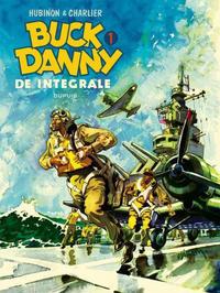Cover Thumbnail for Buck Danny de integrale (Dupuis, 2019 series) #1