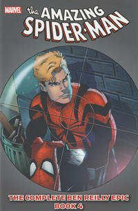 Cover Thumbnail for Spider-Man: The Complete Ben Reilly Epic (Marvel, 2011 series) #4