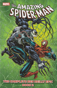 Cover Thumbnail for Spider-Man: The Complete Ben Reilly Epic (Marvel, 2011 series) #2