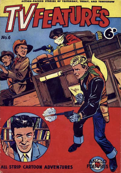 Cover for TV Features (Mick Anglo Ltd., 1961 series) #6