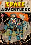 Cover for Space Adventures (Charlton, 1958 series) #24
