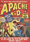 Cover for Apache Kid (Marvel, 1950 series) #4