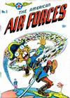 Cover for The American Air Forces (Magazine Enterprises, 1944 series) #2