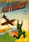 Cover for The American Air Forces (Magazine Enterprises, 1944 series) #1