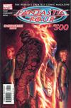 Cover for Fantastic Four (Marvel, 1998 series) #500 (71) [Direct Edition]