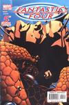 Cover for Fantastic Four (Marvel, 1998 series) #501 (72) [Direct Edition]