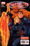 Cover for Fantastic Four (Marvel, 1998 series) #507 (78) [Direct Edition]