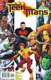 Cover for Teen Titans (DC, 2003 series) #1 [Mike McKone Cover]