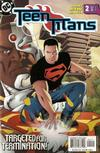 Cover for Teen Titans (DC, 2003 series) #2