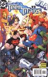 Cover for Teen Titans (DC, 2003 series) #6 [Direct Sales]