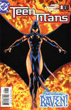 Cover for Teen Titans (DC, 2003 series) #8 [Direct Sales]