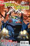 Cover for Teen Titans (DC, 2003 series) #9 [Direct Sales]