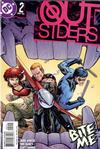 Cover for Outsiders (DC, 2003 series) #2