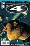 Cover for Marvel Knights 4 (Marvel, 2004 series) #2
