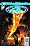 Cover for Marvel Knights 4 (Marvel, 2004 series) #3