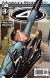 Cover for Marvel Knights 4 (Marvel, 2004 series) #4